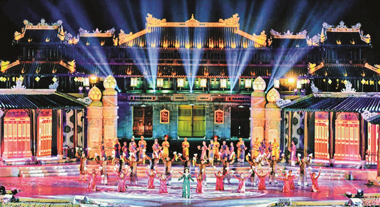 Festival Huế lần thứ XI:Thúc đẩy để di sản văn hóa thăng hoa