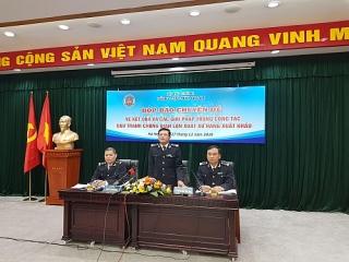 Có hiện tượng doanh nghiệp Trung Quốc đội lốt hàng Việt xuất sang Mỹ