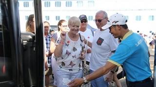 Lữ hành Saigontourist đón 900 du khách quốc tế xông đất Tết dương lịch 2020