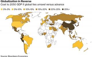 Dù có nhiều thách thức, toàn cầu hóa vẫn tồn tại