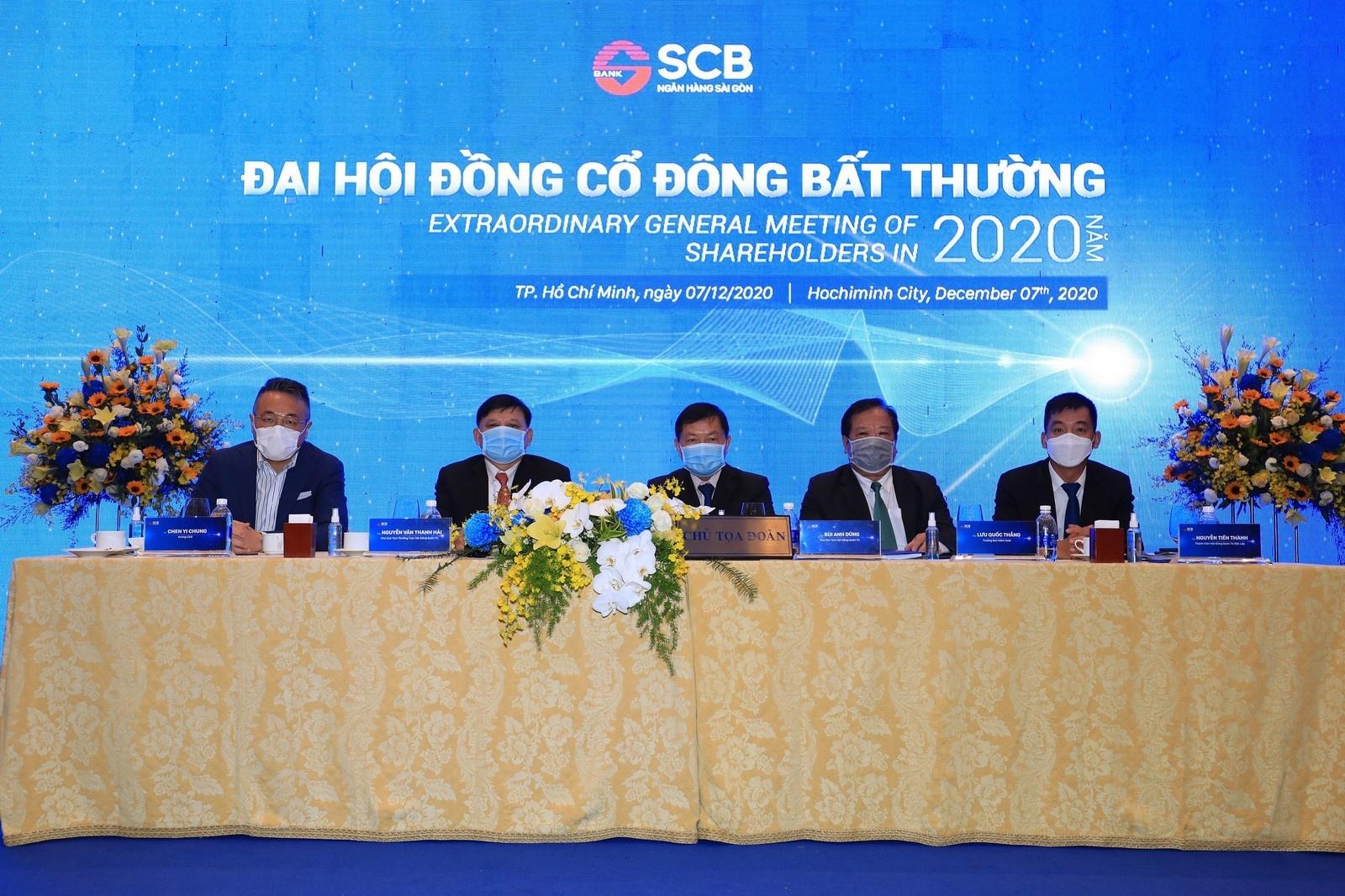 scb to chuc thanh cong dai hoi dong co dong bat thuong 2020
