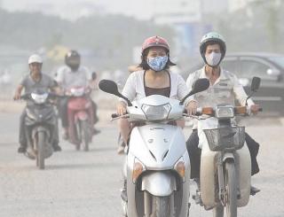 Sốt ruột chờ chỉ số thông tin ô nhiễm