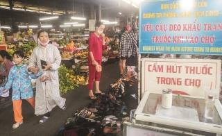 Xử phạt nghiêm hành vi không đeo khẩu trang nơi công cộng