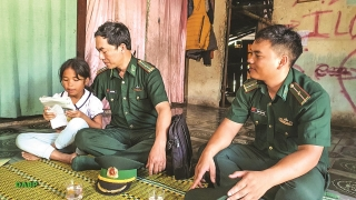Những người lính biên phòng