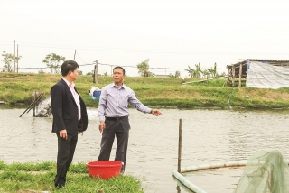 Tín dụng chính sách xã hội: Tiếp sức phát triển kinh tế vùng ven biển