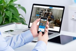 Shinhan Finance công bố giao diện website mới