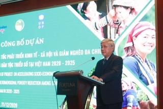Phấn đấu đến năm 2030 Việt Nam không còn xã đặc biệt khó khăn