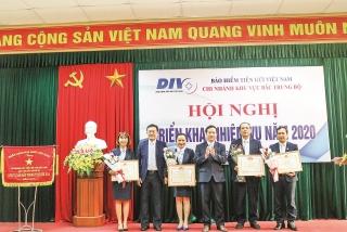 Khẳng định vai trò, vị thế của Bảo hiểm Tiền gửikhu vực Bắc Trung Bộ