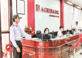 Agribank Sài Gòn: Tăng cường công tác an toàn, an ninh dịp cuối năm