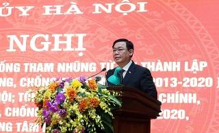 Bí thư Thành ủy Hà Nội: Chống tham nhũng không có vùng cấm, không có ngoại lệ