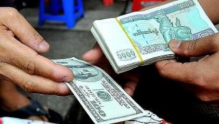 Đồng Kyat tăng giá mạnh