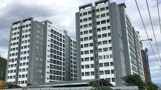 Xây dựng chung cư cho người có công với cách mạng