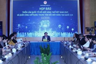 Sắp diễn ra triển lãm quốc tế về đổi mới sáng tạo đầu tiên tại Việt Nam