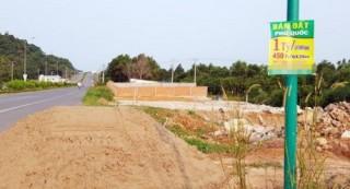 Phú Quốc: Xử lý nhiều vụ việc liên quan đất đai
