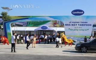 Khánh thành nhà máy chế biến rau, củ, quả hiện đại nhất Việt Nam