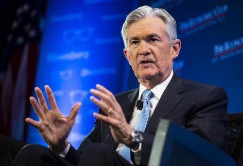 Chủ tịch Fed nói 'rất lo lắng' về sự gia tăng nợ của Mỹ