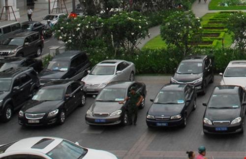 Quy định tiêu chuẩn, định mức sử dụng xe ô tô