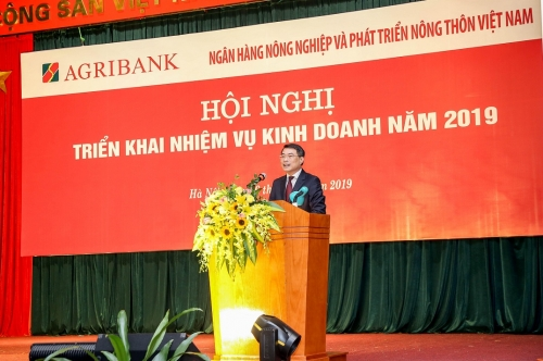 Agribank hoàn thành toàn diện kế hoạch năm 2018
