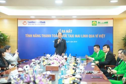 Ví Việt tiếp tục tăng thêm tính năng cho khách hàng
