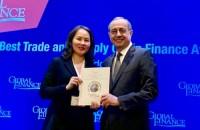 VietinBank giành giải Ngân hàng tài trợ thương mại tốt nhất Việt Nam