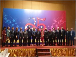 AmCham tổ chức lễ kỷ niệm 25 năm thành lập