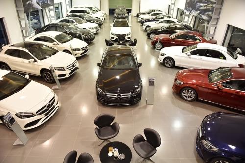 Thị trường ô tô Việt 2019: Xe sang đi về đâu?
