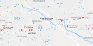 TP.HCM: Phê duyệt giá đất đền bù trong ranh quy hoạch Khu công nghệ cao quận 9