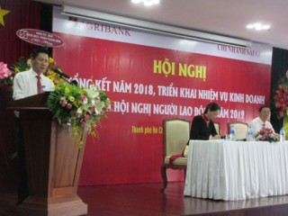 Agribank Sài Gòn hoàn thành xuất sắc các chỉ tiêu