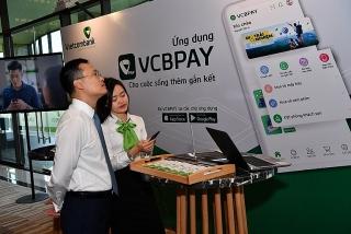 Vietcombank trong tiến trình số hóa ngân hàng