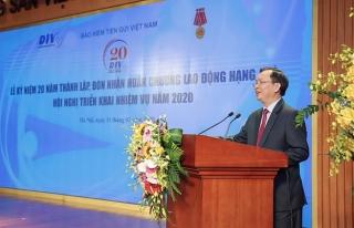 Bảo hiểm tiền gửi Việt Nam góp phần duy trì sự ổn định, phát triển an toàn, lành mạnh của hệ thống các TCTD