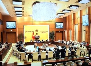 Bế mạc Phiên họp thứ 41 của Ủy ban Thường vụ Quốc hội