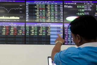 Chứng khoán tuần qua: Thị trường biến động mạnh