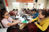 TP.HCM: Tăng cường tạo lập nguồn vốn tín dụng chính sách xã hội tại địa phương