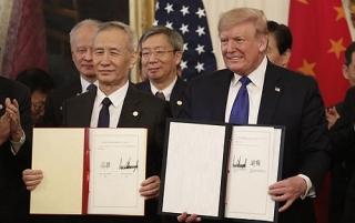 Thỏa thuận thương mại giai đoạn 1: Trung Quốc đồng ý mua những gì từ Mỹ