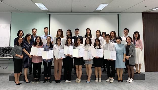72 sinh viên xuất sắc nhận học bổng chương trình KPMG - ICAEW S.T.A.R mùa 2