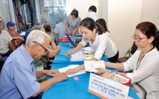 Đề xuất tăng lương hưu, trợ cấp từ 1/7/2020