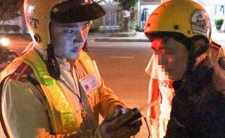 Cảnh sát giao thông sẽ liên tục kiểm tra, xử lý lái xe uống rượu bia