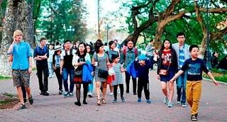 Tháng 1: Khách du lịch Trung Quốc đến Việt Nam tăng rất mạnh