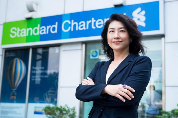 Standard Chartered bổ nhiệm Tổng Giám đốc thị trường Việt Nam