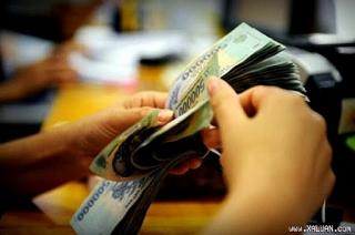Bội chi ngân sách tháng Một ước khoảng 6,5 nghìn tỷ đồng