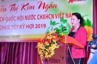 Chủ tịch Quốc hội: HDBank, Vietjet hãy đóng góp vào các thương hiệu tầm vóc khu vực và quốc tế