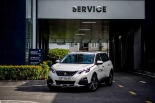 Peugeot hỗ trợ phương tiện đi lại cho khách bảo hành xe