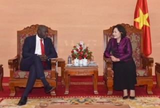 WB sẵn sàng hỗ trợ Việt Nam trong phát triển kinh tế - xã hội