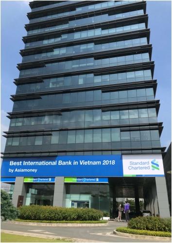 Standard Chartered kỷ niệm 115 năm tại Việt Nam