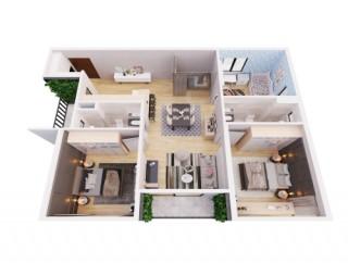 Kỷ nguyên 4.0: Nhà phải là căn hộ thông minh