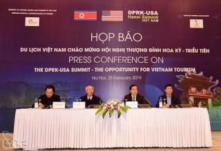 Tận dụng thượng đỉnh Mỹ - Triều quảng bá du lịch Việt