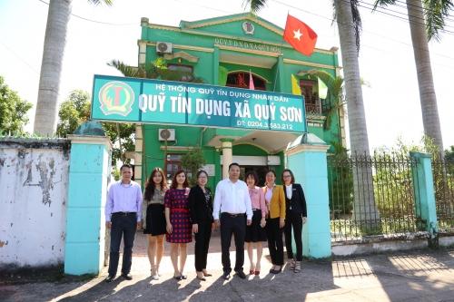 QTDND Quý Sơn: Điểm tựa cho phát triển kinh tế tại địa phương