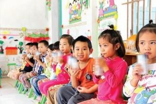 TP.HCM phê duyệt đề án sữa học đường
