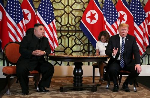 Thượng đỉnh Mỹ - Triều: Tín hiệu tích cực trước cuộc gặp một - một