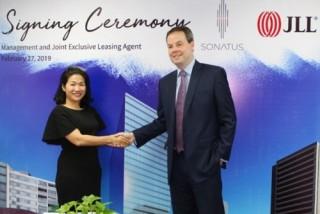 JLL chính thức quản lý và cho thuê dự án Sonatus